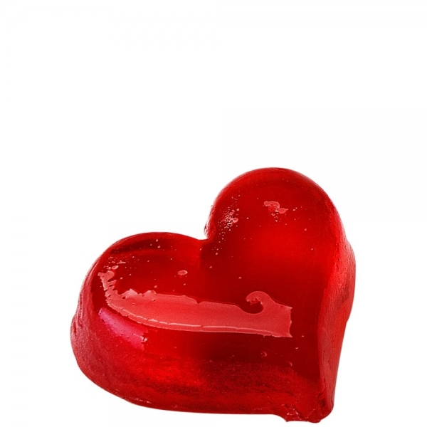 Glycerin Soap Red Heart Medium