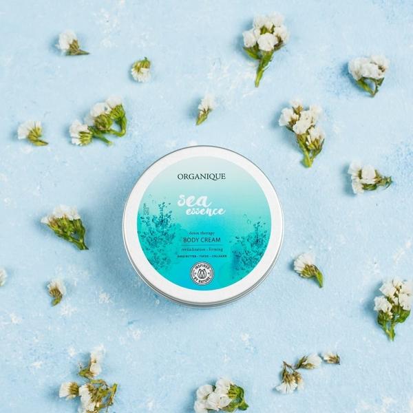 Body Cream Sea Essence