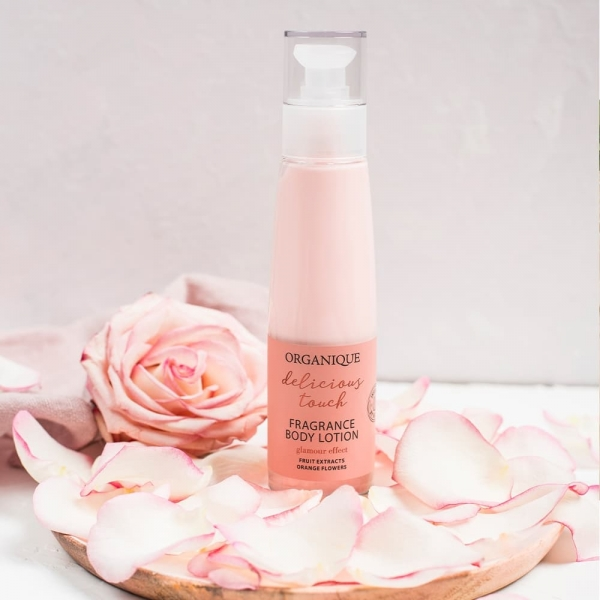 Fragrance Body Lotion Delicious Touch