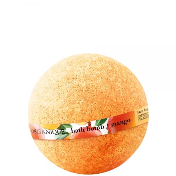 Odżywcza kula do kąpieli Mango