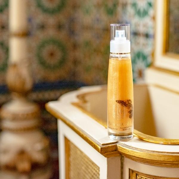 Dry Body Oil Eternal Gold