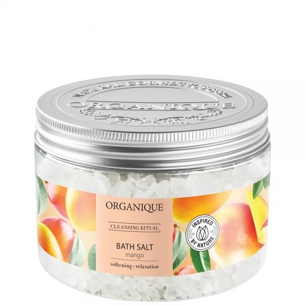 Relaksująca sól do kąpieli Mango