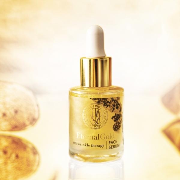 Eternal Gold Firming Face Serum
