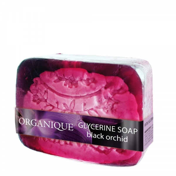 Glycerin Soap Black Orchid