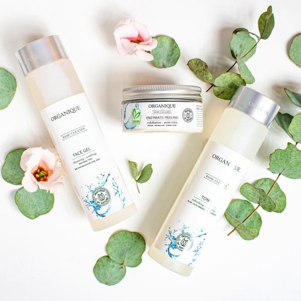 Peeling enzymatyczny dla skóry wrażliwej