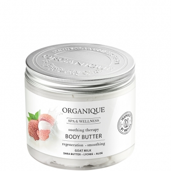 Body Butter Soothing Goat Milk