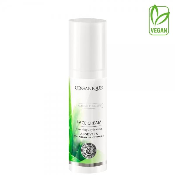Face Cream Aloe Vera