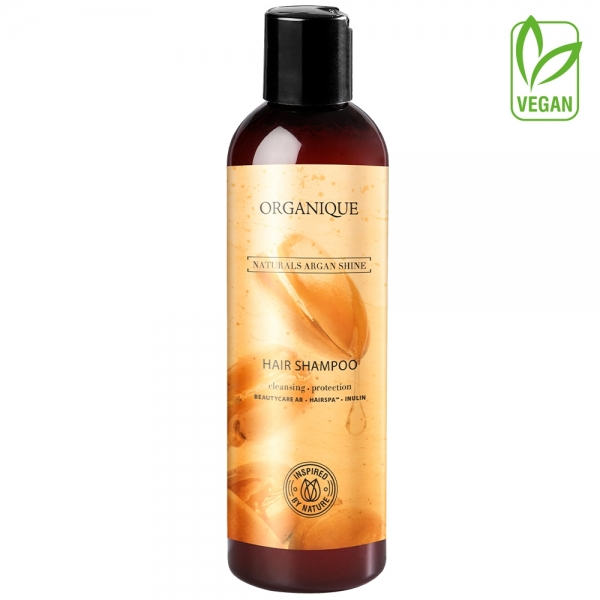 Shampoo for dry and dull hair