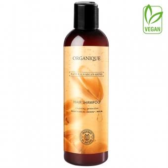 Hair Shampoo Naturals Argan Shine