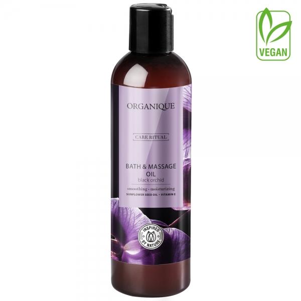 Odżywczy Olej do kąpieli i masażu Czarna Orchidea