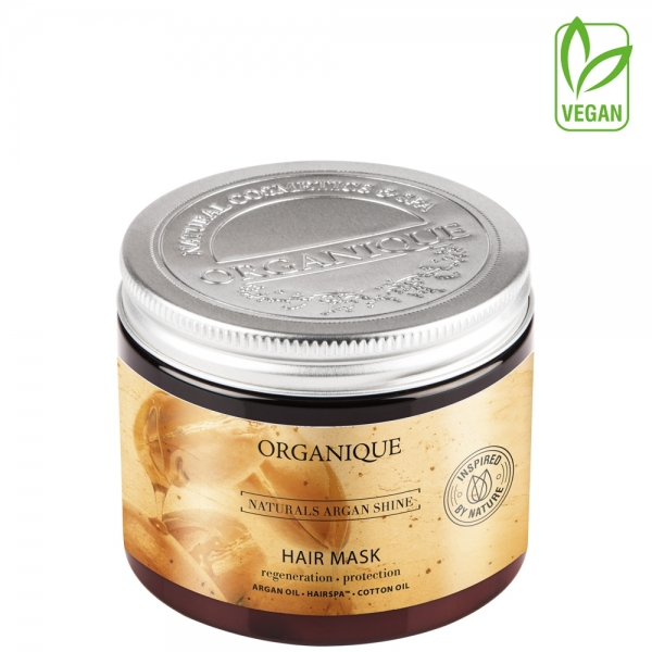Hair mask Naturals Argan Shine