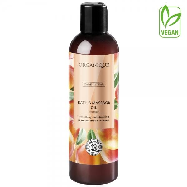 Bath and Massage Oil Mango
