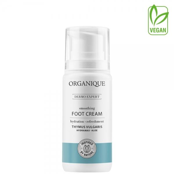 Smoothing foot cream