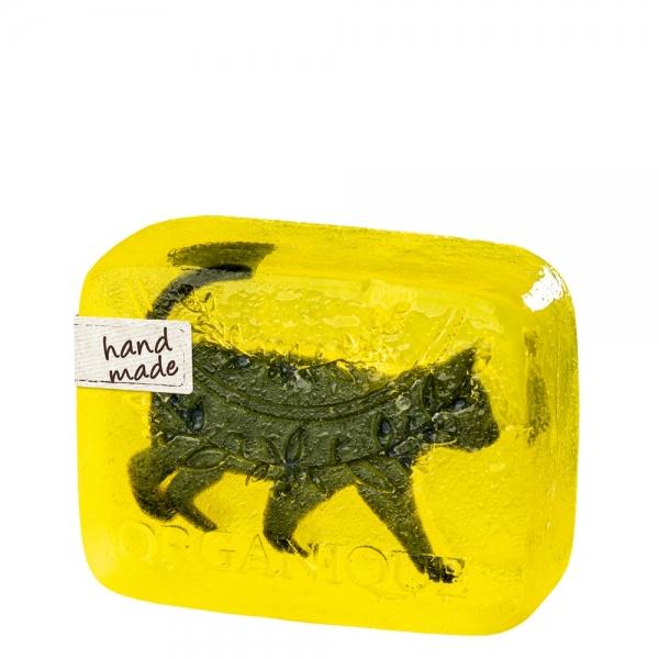 Mydło Czarny kot