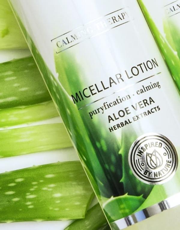 Micellar Lotion Aloe Vera