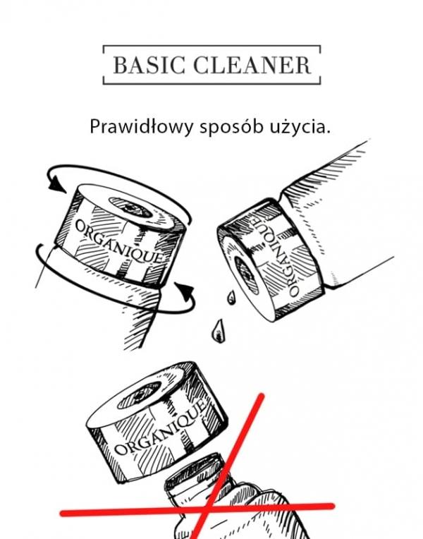 Mild Cleaner Gel Basic Cleaner