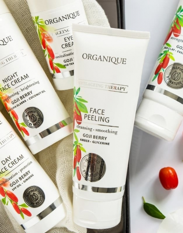 Face Peeling Goji Berry