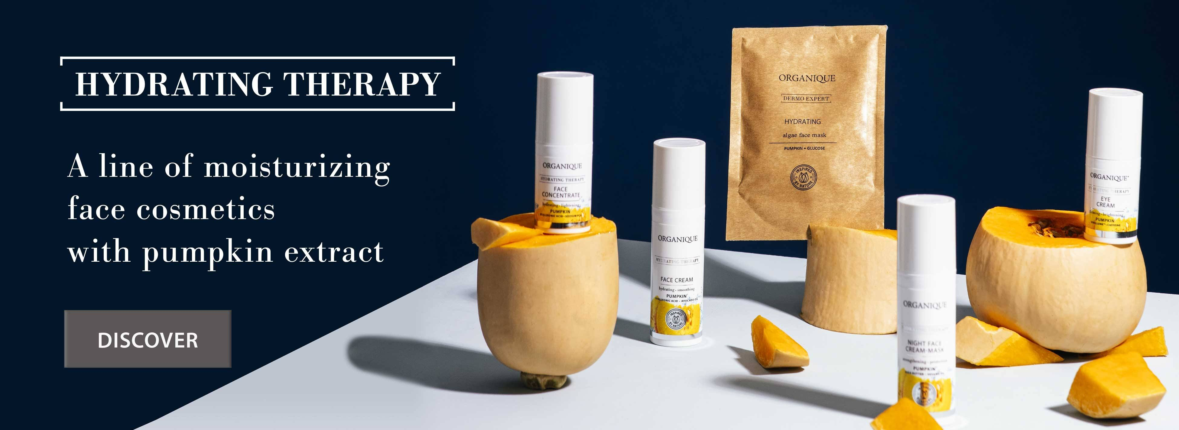 Hydrating Therapy Pumpkin